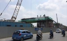 Cấm nhiều tuyến đường phục vụ thi công đường sắt Nhổn - ga Hà Nội