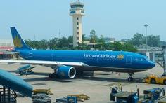 10 chuyến bay bị hủy do áp thấp tại miền Trung