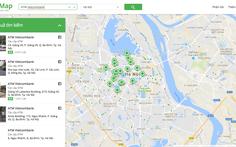 Gần 1,2 triệu điểm dịch vụ trên bản đồ số Cốc Cốc Map
