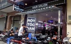 Hớt tóc miễn phí giúp người nghèo khó