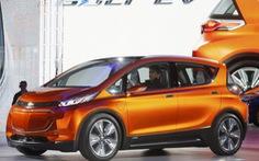 General Motors dự kiến chỉ sản xuất xe hơi điện, loại bỏ xe chạy xăng dầu