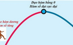 Những 'bí ẩn' trong toán phổ thông: đạo hàm để làm gì?