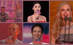 Nicole Kidman bất ngờ xuất hiện trong lễ hội âm nhạc Tianmao