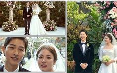 Những điều khiến fan 'phát điên' trong đám cưới Song - Song