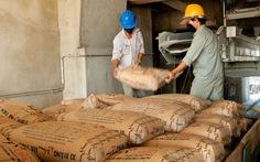 Xuất khẩu gần 500 triệu USD, ximăng vẫn lo dư cung