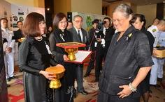 Cô giáo Đà Nẵng nhận giải thưởng Công chúa Thái Lan