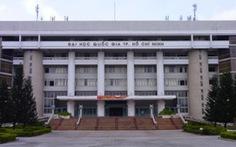 ĐH Quốc gia TP.HCM cho sinh viên nghỉ học đến hết tháng 2