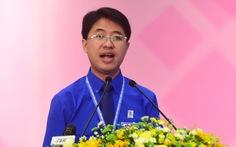 Anh Phạm Hồng Sơn tái đắc cử bí thư Thành đoàn TP.HCM