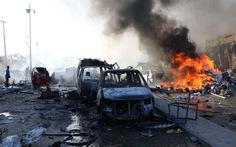 Số người chết trong vụ đánh bom tại Somalia đã tăng lên 276 người