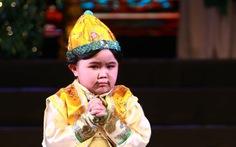 Đào nhí Kim Thư - hậu duệ gia tộc 100 năm ăn cơm tổ nghiệp