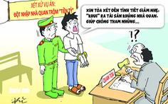 Thẩm vấn một tên trộm