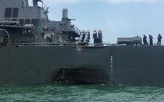 2 tư lệnh Hải quân Mỹ mất chức vì thiếu năng lực chỉ huy