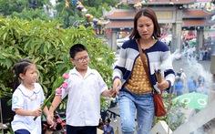 Nhớ Sài Gòn mùa Vu lan