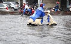 250 tỷ đồng chống ngập nước đường Huỳnh Tấn Phát