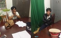 Tạm giữ hai thanh niên kề dao uy hiếp tài xế trên đèo Bảo Lộc