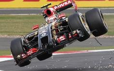Xe đua F1 gắn thêm micro để tiếng xe nghe 'bốc' hơn