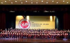 97.161  học viên VUS nhận chứng chỉ Anh ngữ quốc tế