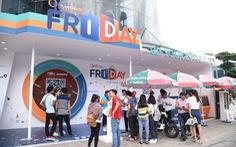 Khởi động ngày mua sắm trực tuyến Online Friday 'siêu sao siêu sale'
