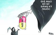 VN Pharma, trơn lu bạch tuộc