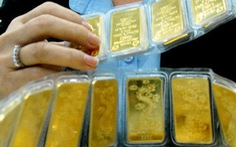 Giá vàng thế giới về mốc 1.200 USD/ounce