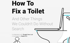 Dân mạng tìm kiếm mẹo vặt nào nhiều nhất trên Google?