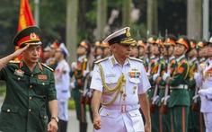 Chủ tịch Ủy ban Tham mưu trưởng Ấn Độ thăm Việt Nam