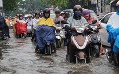Những cung đường hễ mưa là ngập ở Sài Gòn