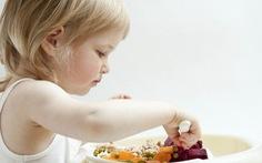 Dinh dưỡng và sự phát triển trí não của trẻ em