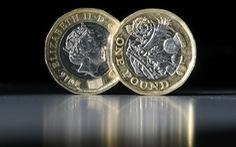 Ngày 15-10, nước Anh sẽ chính thức sử dụng đồng xu 1 bảng mới
