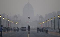 Mật độ các hạt bụi tại New Delhi cao gấp 10 lần cho phép