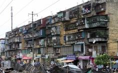 Cải tạo chung cư cũ: Những vướng mắc từ thực tiễn cần tháo gỡ