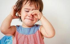Cách phòng bệnh đau mắt đỏ ở trẻ em