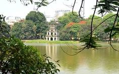Hà Nội chi 30 tỷ đồng làm sạch Hồ Gươm
