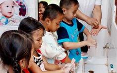 Trẻ mắc bệnh tay chân miệng gia tăng