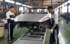 Bắt tay phát triển công nghiệp ôtô