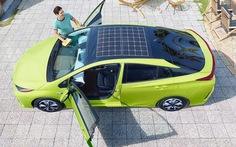 Ngắm những chiếc xe năng lượng mặt trời độc đáo