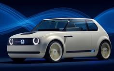 Honda ra mắt thêm nhiều concept xe điện đẹp như mơ