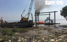 Tháng 4-2018, TP khánh thành bến phà Vàm Sát-Tân Tập