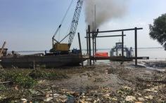 Khởi công bến phà Cần Giờ – Cần Giuộc trên sông Soài Rạp