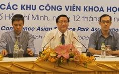 Việt Nam đăng cai hội nghị các khu công viên khoa học châu Á