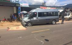 Thanh niên đi 'phượt' tử vong trên đường đến Đà Lạt