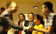 Tân đại sứ Hoa Kỳ tại Việt Nam thăm Đại học Đà Nẵng