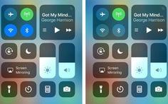 Để tắt triệt để Bluetooth và Wi-fi trong iOS 11