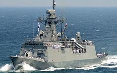 Hải quân Hàn Quốc liên tục tập trận