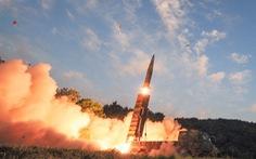 Triều Tiên chuẩn bị tên lửa, chờ phán quyết trừng phạt