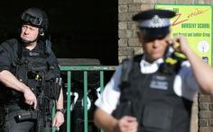 Vụ xe đâm người đi bộ ở London chỉ là tai nạn