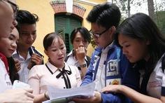 2018 thi như cũ, các trường ĐH tuyển sinh ra sao?