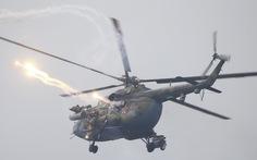Nga bộc lộ sức mạnh quân sự trong tập trận Zapad