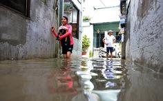 Cảnh báo mưa lớn diện rộng ở Trung và Nam bộ