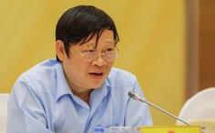 Bộ trưởng Tiến không nói gì về việc người nhà làm ở VN Pharma